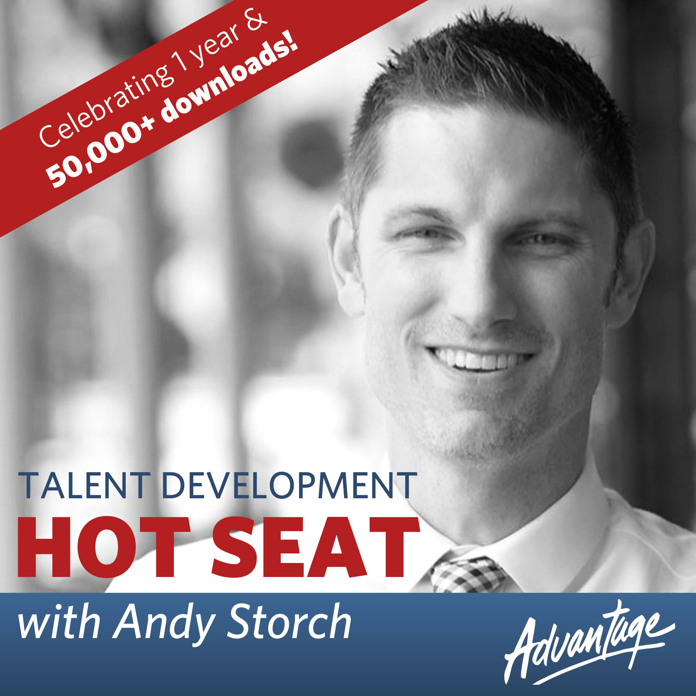 Talent Development Hot Seat podcast