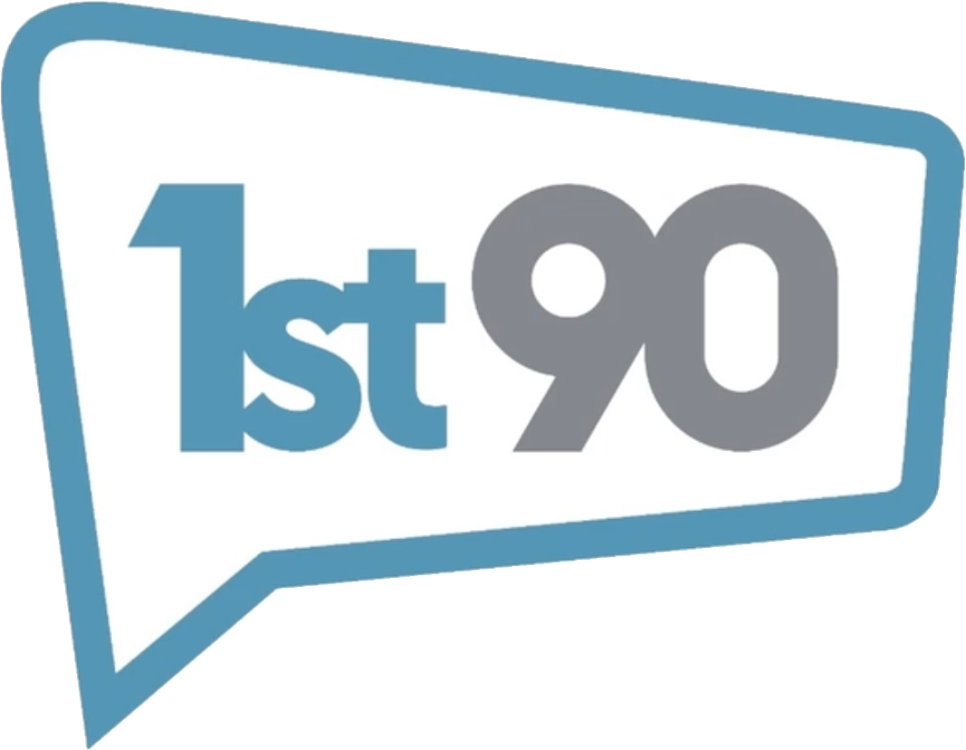 1st90 logo