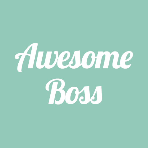 Awesome Boss logo