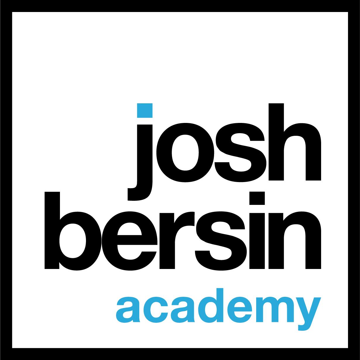 Josh Bersin Academy logo